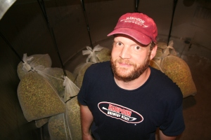 Harpoon Brewer Ray Dobens